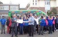 The New St John's Minibus