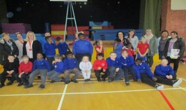 Primary PE and Sports Premium