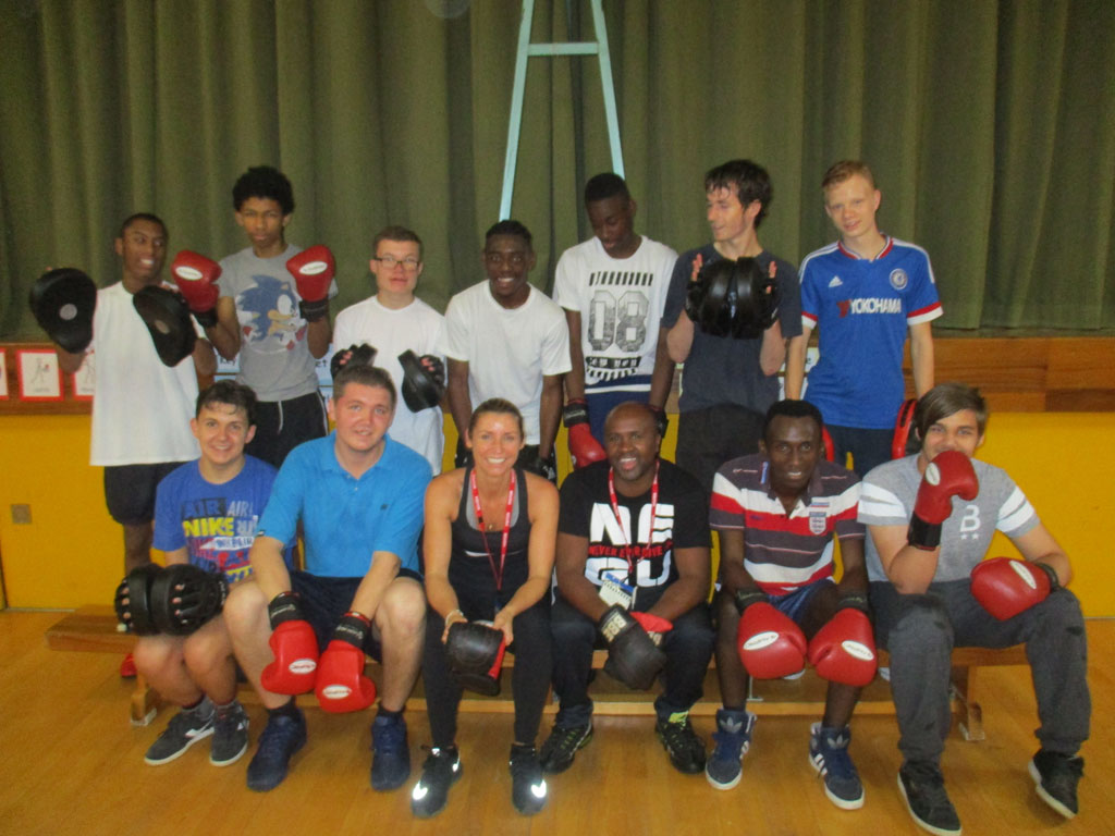 Boxing Comes To St John's