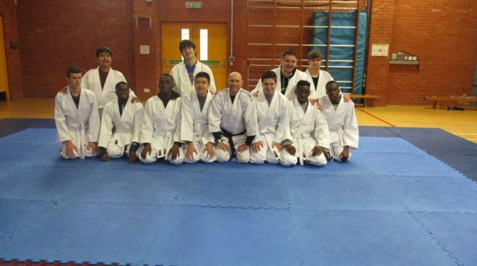 Judoka Embark On The Yellow Belt Challenge