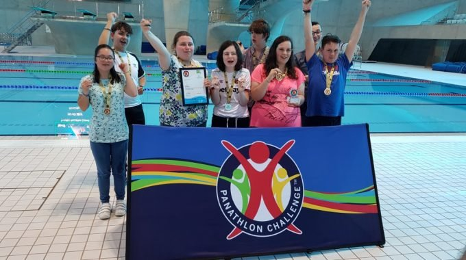St John's - Winners Of Panathlon 2018